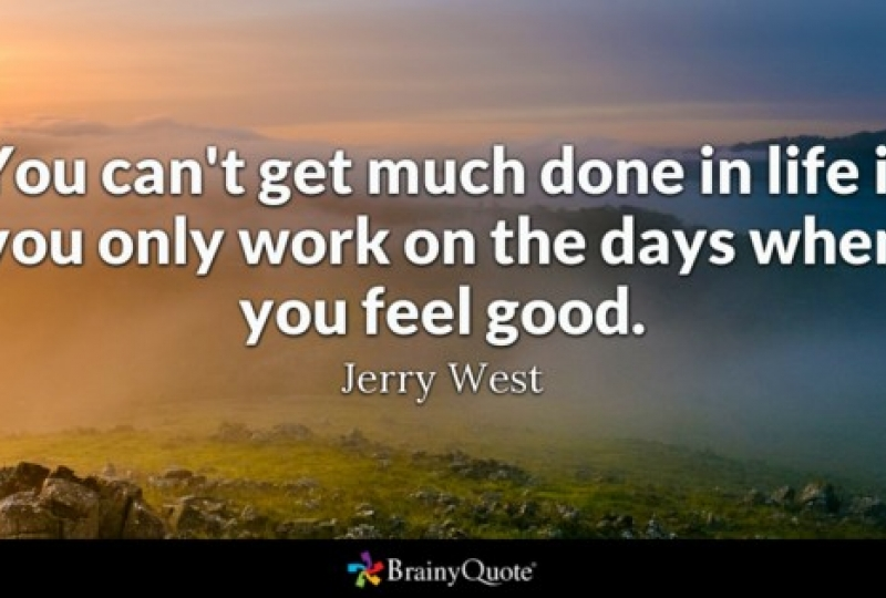 Jerry West - Quote
